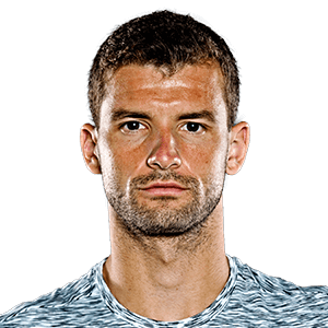Photo of Grigor Dimitrov