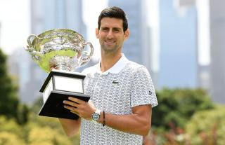 Novak Djokovic and Australian Open = 🏆❤️