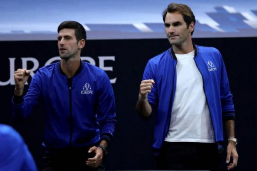 'Even if there is a slight drop-off physically for Roger Federer...', says ATP ace