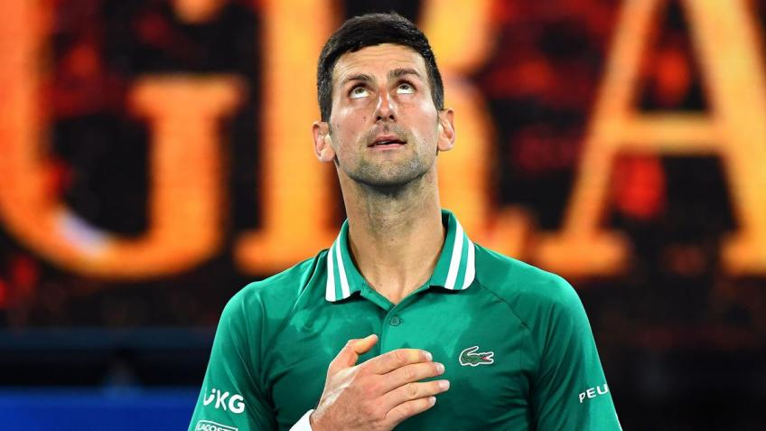 Novak Djokovic suggests players might not be willing to continue season