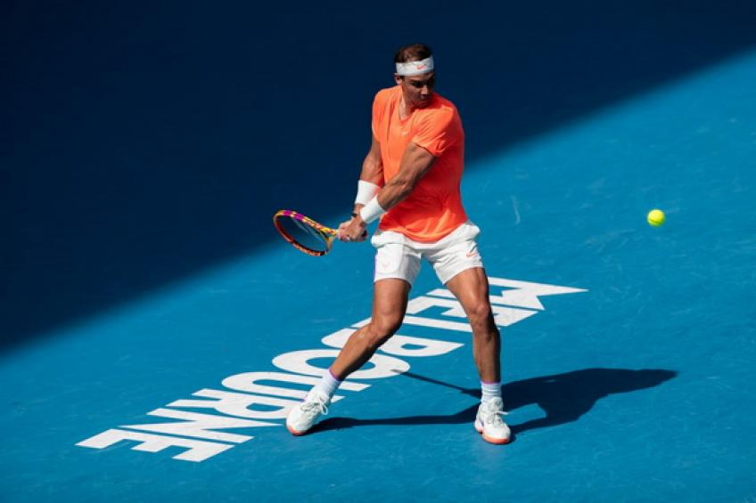 Rafael Nadal enters Australian Open age charts after reaching quarter-final