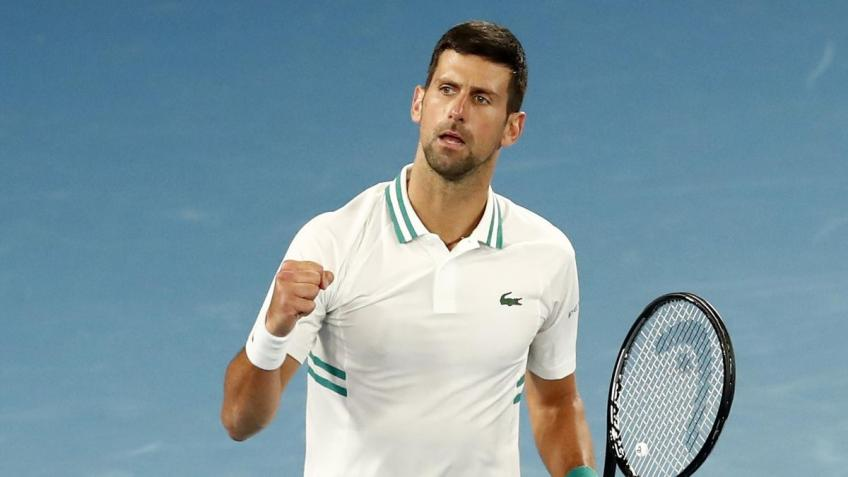 Novak Djokovic: I like my chances in AO final, in going for title