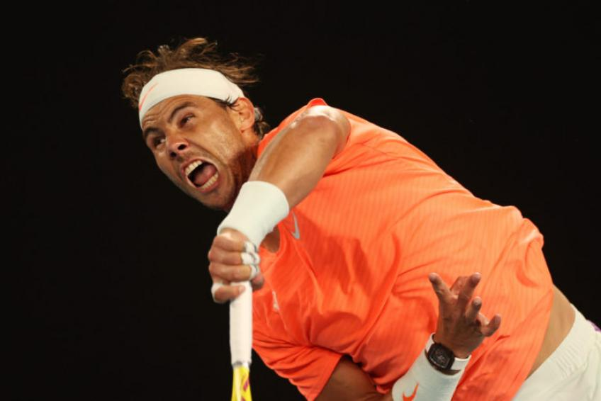 'The intensity that Rafael Nadal had shown so far was...', says top coach