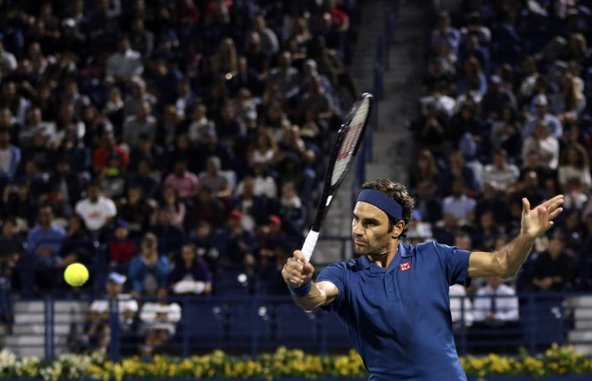 'This is one of Roger Federer's favorite tournaments', says director