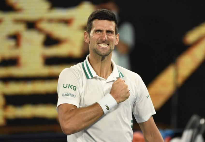 'That is a Novak Djokovic we never really talk about', says legend