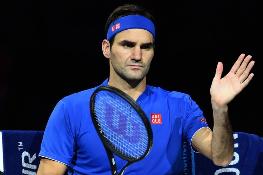 Roger Federer: 'No one is going to do the running for you, you have...'
