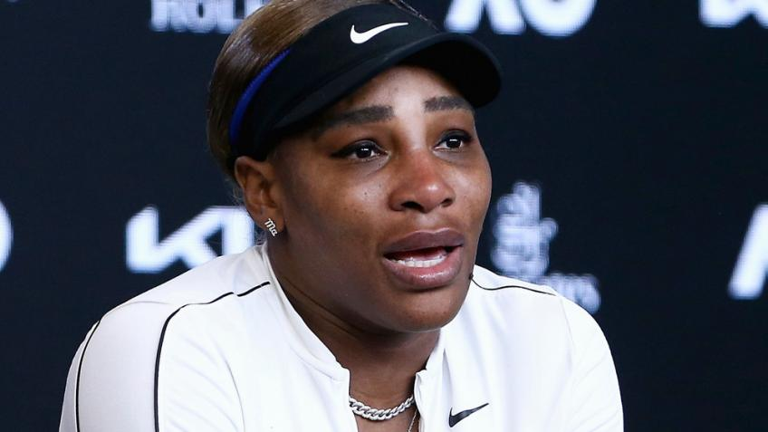 Serena Williams: this cannot be the end