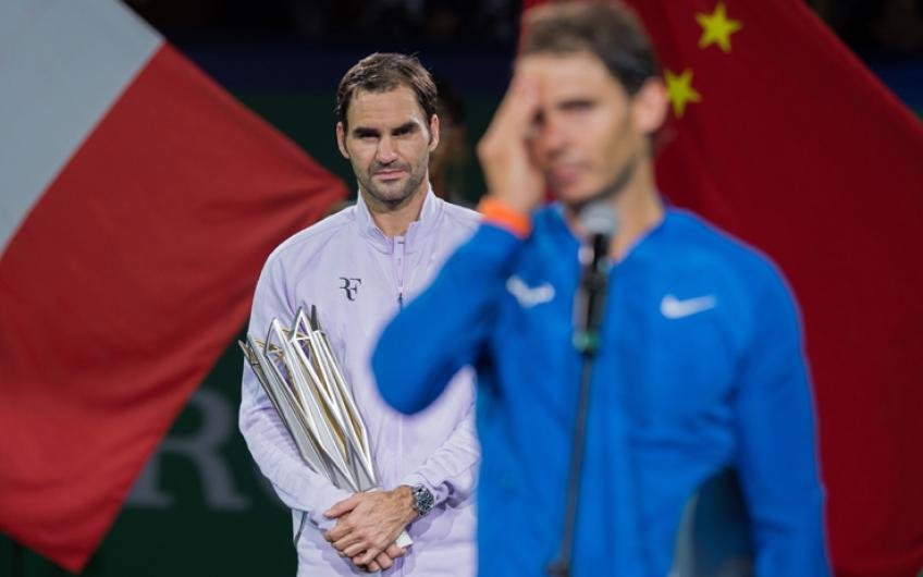'Given the history Roger Federer and Rafael Nadal have...', says legend