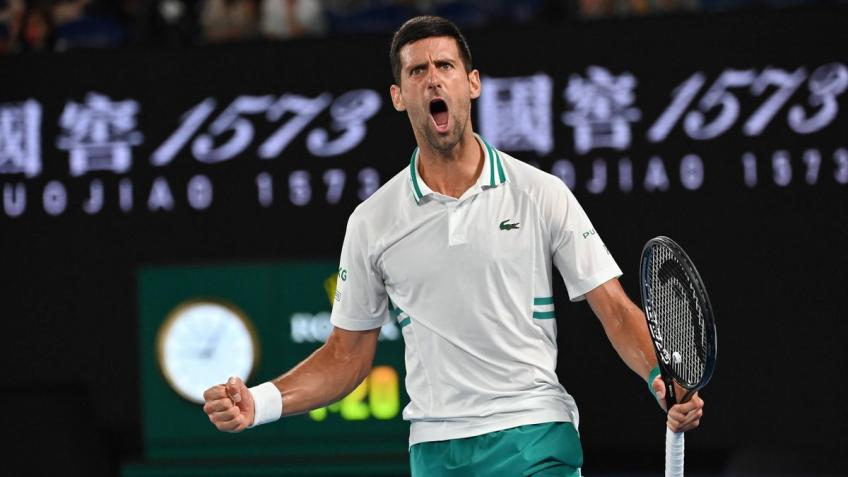 Sam Groth: Novak Djokovic proved in AO final his tennis is still on another level