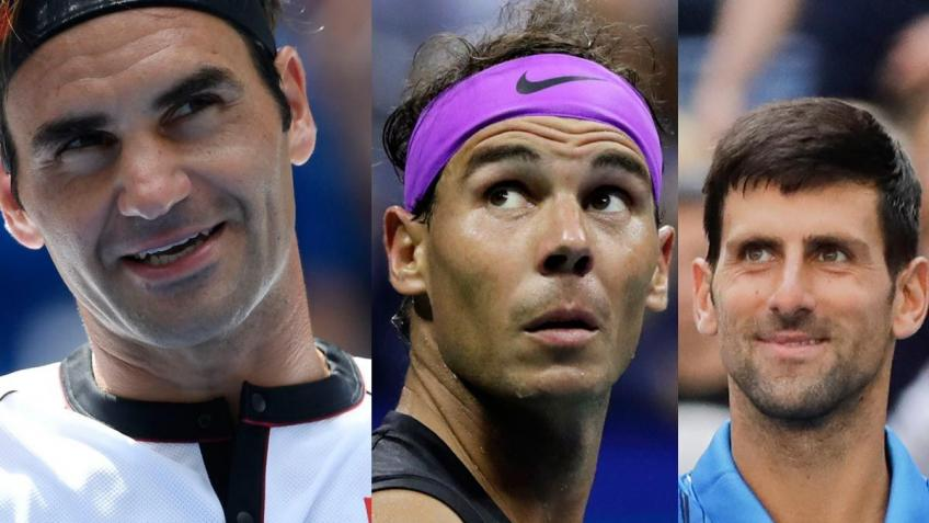 Djokovic: 'I think as long as Roger Federer and Rafael Nadal go...'