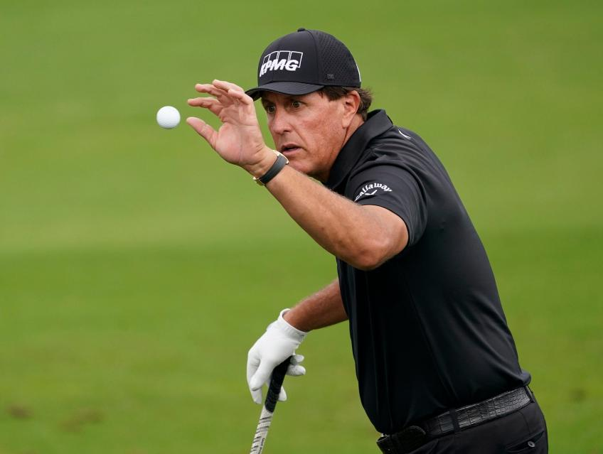 Phil Mickelson in Tucson thirty years later