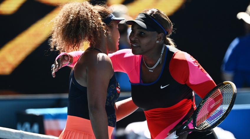 "Stephen Smith: ""Serena Williams has an impassable wall called..."""