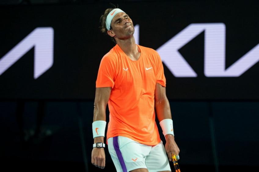 'Rafael Nadal looked tired in the fifth set vs Stefanos Tsitsipas,' says Boris Becker