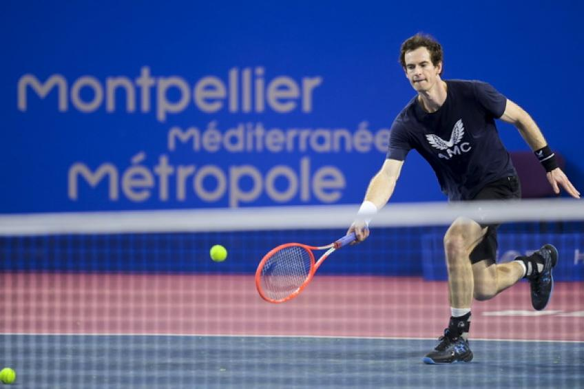 ATP Montpellier: Andy Murray falls to Egor Gerasimov for his fourth straight ATP loss