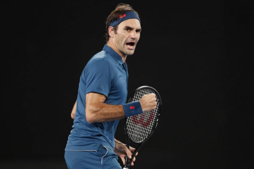 'It would be interesting to see what kind of form Roger Federer...', says writer