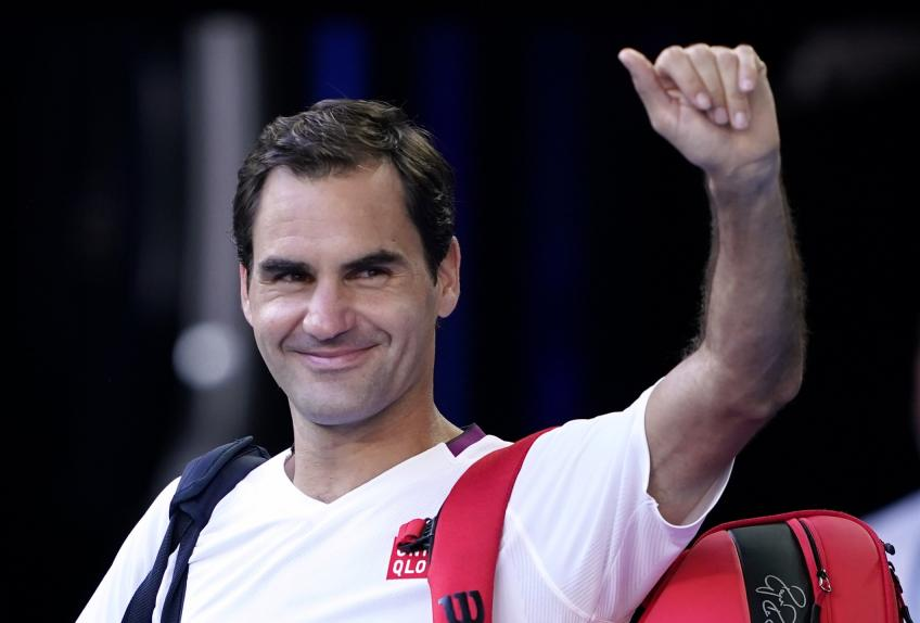 'It's going to be difficult for Roger Federer to get acclimated again', says writer