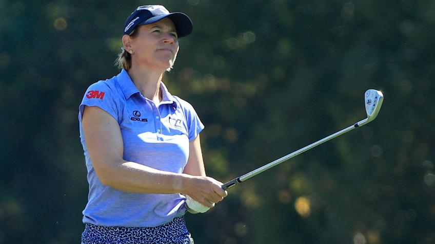 "Annika Sorenstam: ""This is not a comeback"""