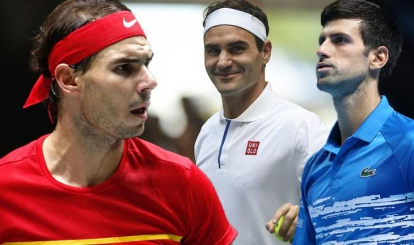 'When there are Federer, Nadal, Djokovic with that determination...', says expert