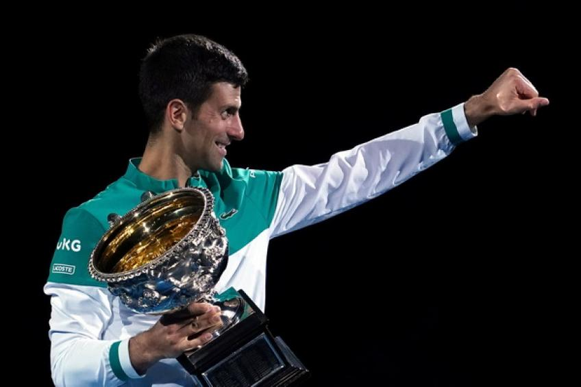'Novak Djokovic mounted pressure on Daniil Medvedev from the first point,' says Cilic