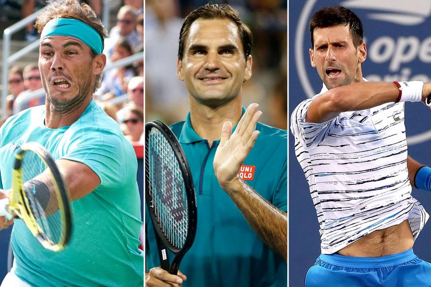 The futility of the Next Gen compared to the Big Three