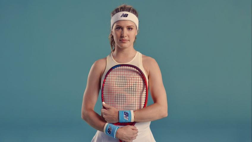 Eugenie Bouchard will wear New Balance