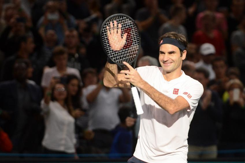'When he enters the court, Roger Federer is no longer...', says former star
