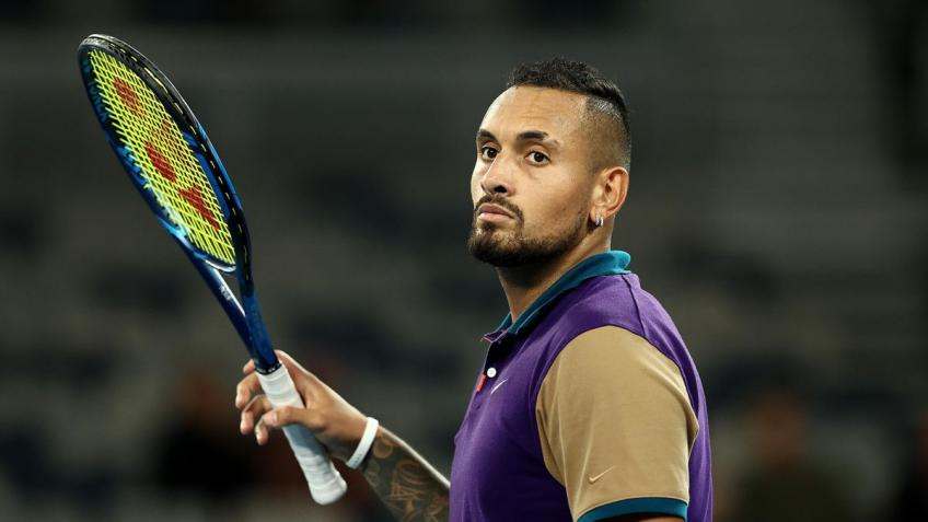 Nick Kyrgios, Gael Monfils withdraw from Doha