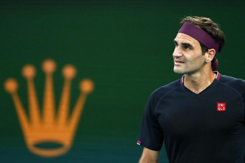 Roger Federer: 'That's why he's one of the greatest players ever'