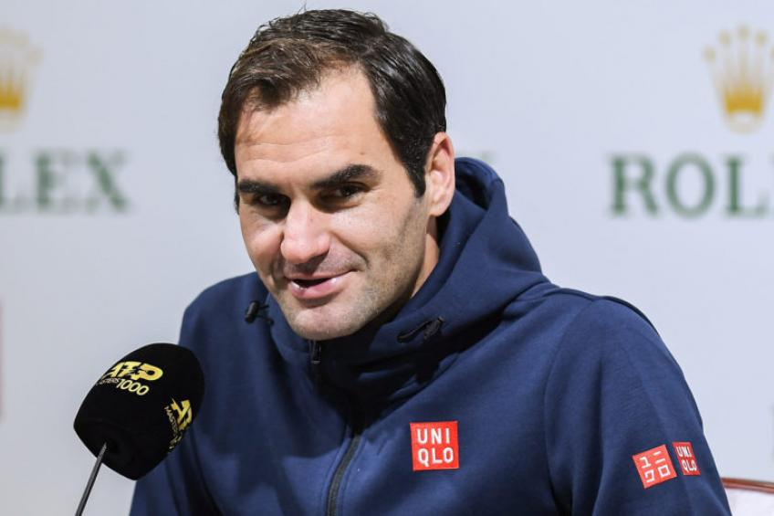 'Roger Federer would be equivalent to something like...', says Swiss abbot