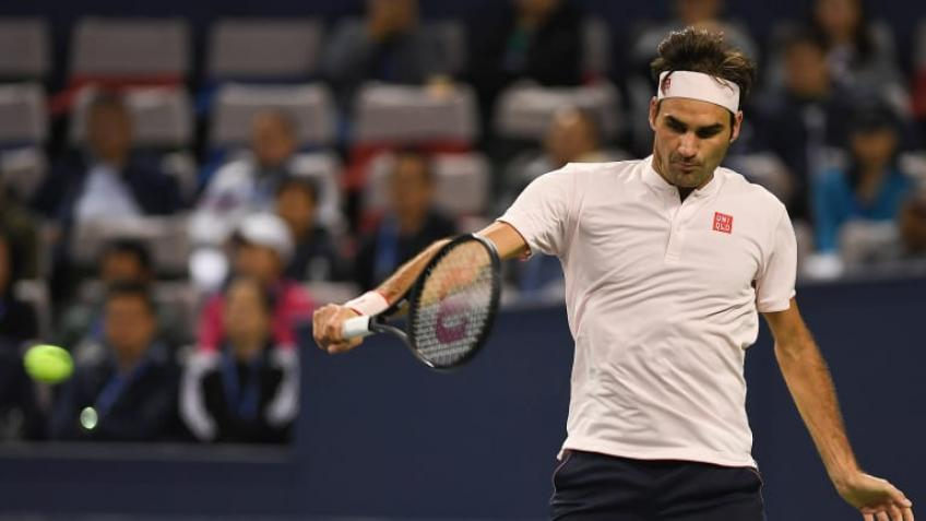 Roger Federer: 'One of them might defeat me but fail to defeat...'