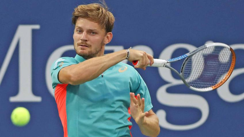 'Confident' David Goffin enjoying tennis to the fullest once again