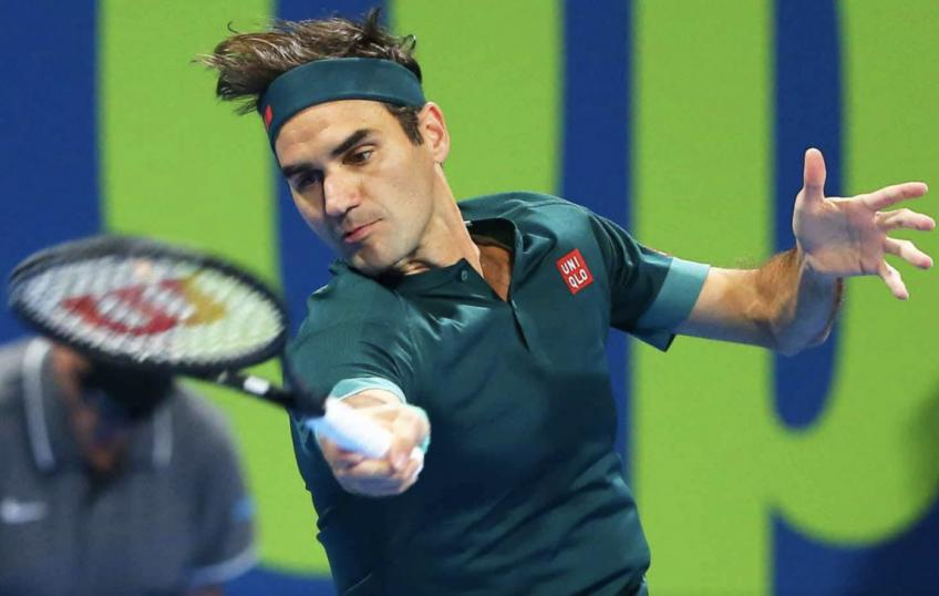 """Roger Federer """"I want to be 100% at Wimbledon"""""""
