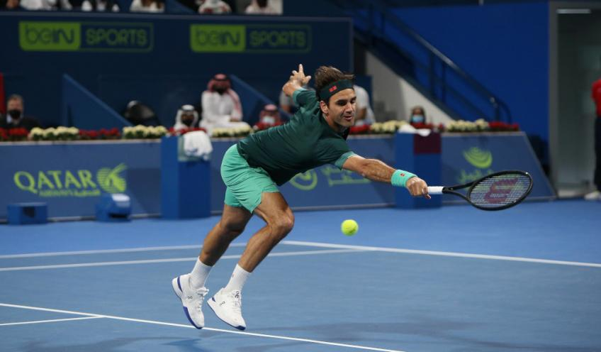 'Roger Federer doesn't let you do anything', says Top 10