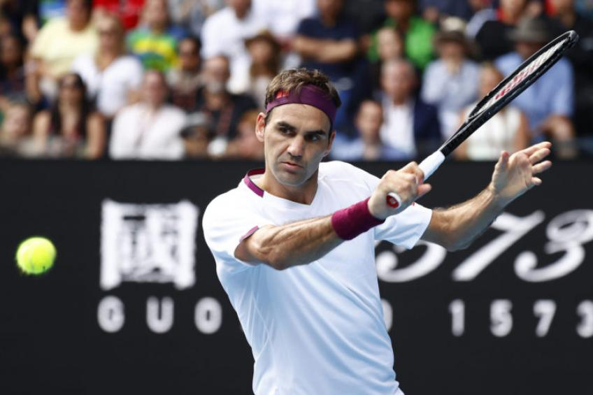 Roger Federer: 'I will go to the World Cup when I am retired'