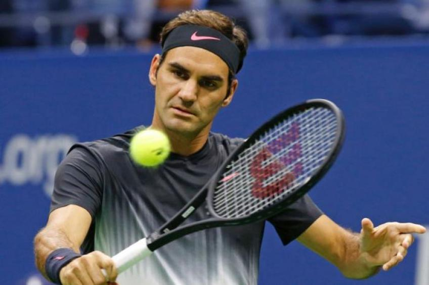 'Every time you step out on the court against Roger Federer...', says ATP ace