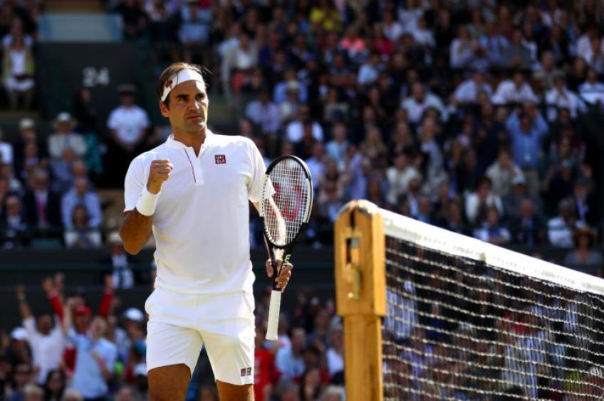 'Roger Federer is an inspiration for all of the players on the tour', says ATP ace
