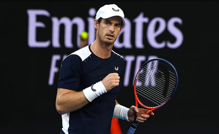"Andy Murray: ""In the coming months I want to play against the best!"""