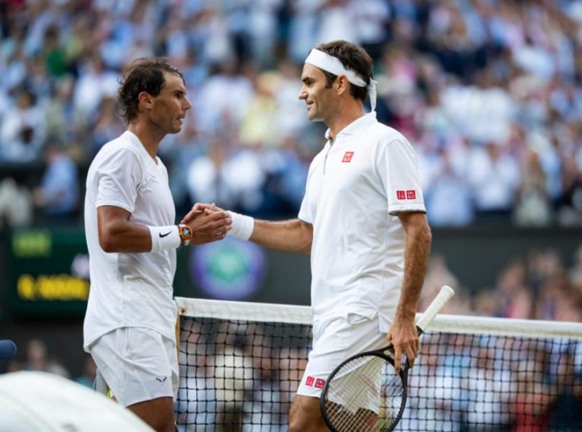 'Roger Federer hit a shot with his forehand that...', says former ATP ace