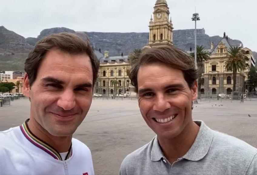 'I think Roger Federer and Nadal inspired many young players like...', says young ace