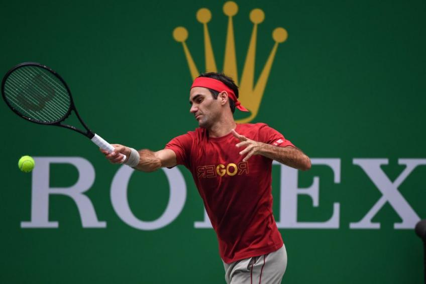 'You are not Roger Federer yet, and even he misses', says young ATP star