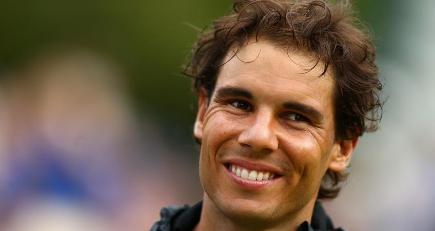 'Rafael Nadal was surrounded by hundreds of athletes who...', says former star