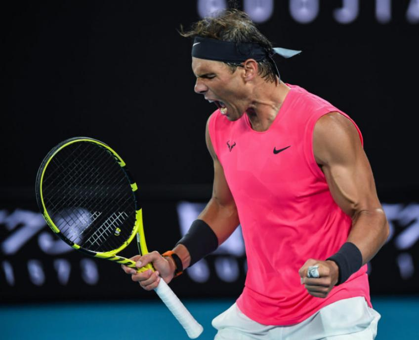 'I've been a fan of Rafael Nadal ever since...', says ATP star