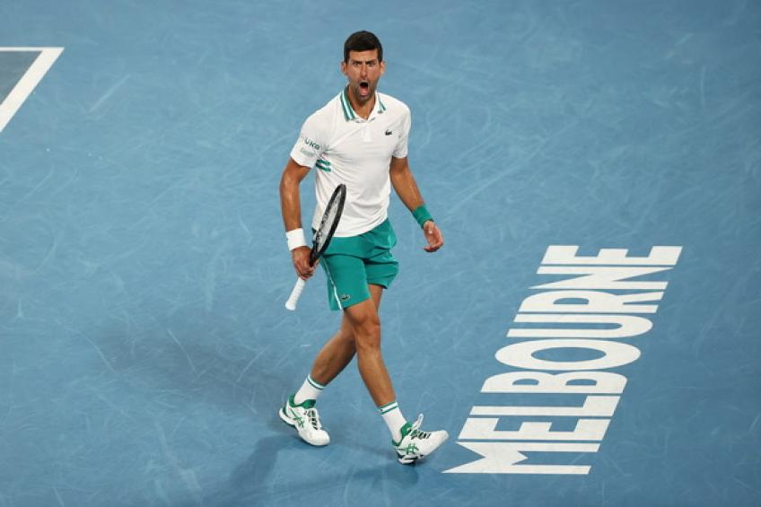 Novak Djokovic to share practice court with 17-year-old Holger Rune in Monte Carlo