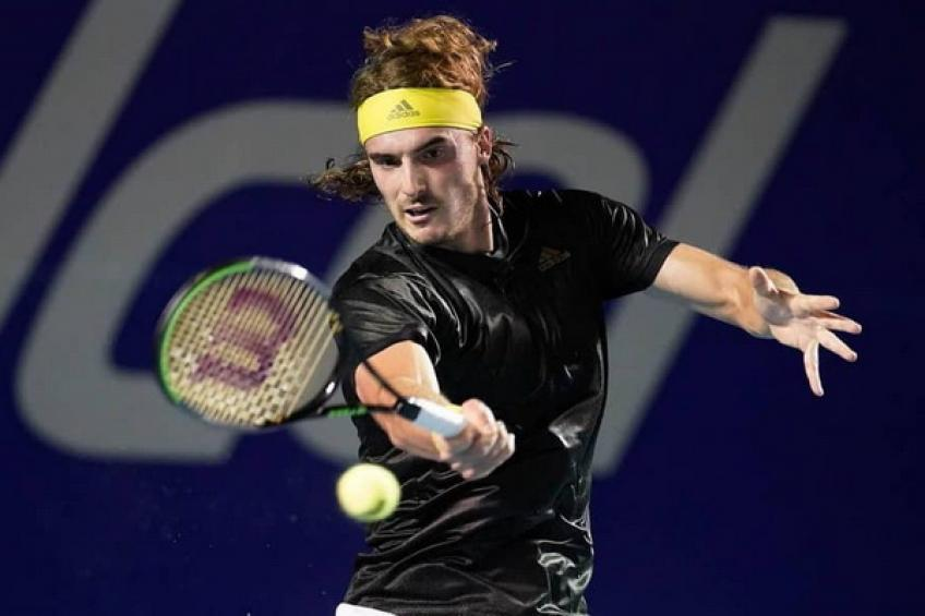 'I have to accept Alexander Zverev loss and improve my game,' says Stefanos Tsitsipas