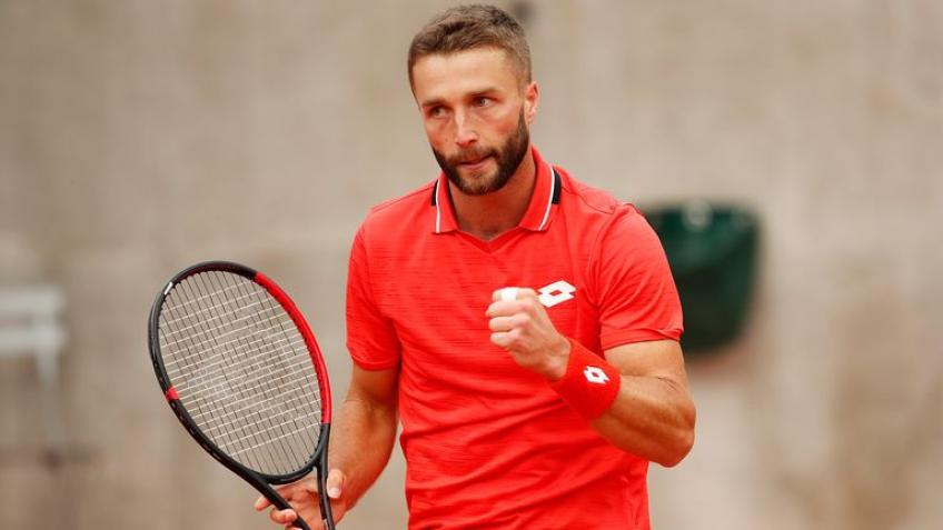 Liam Broady, 27, reveals changes he has made to his life