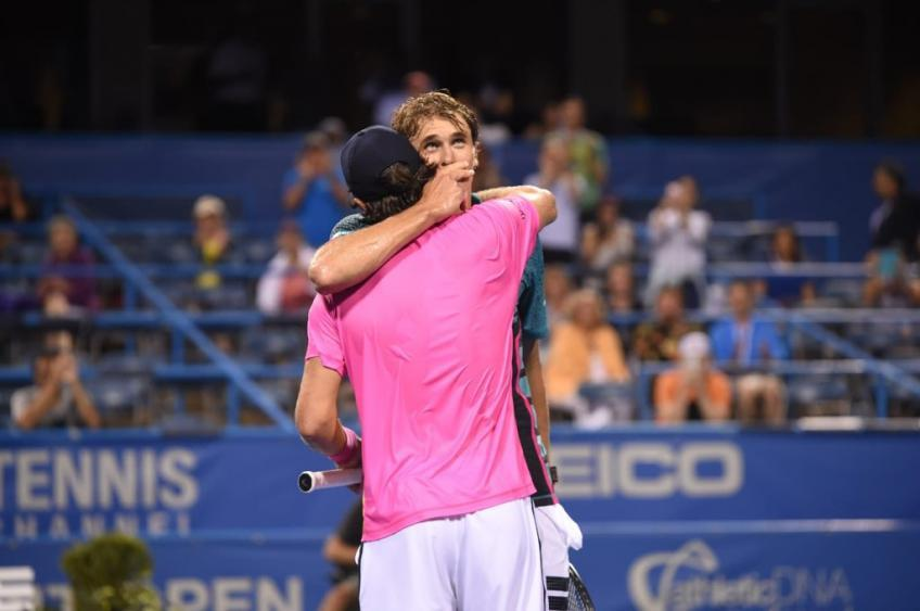 Mischa Zverev: I try to be there for Alexander Zverev as a brother