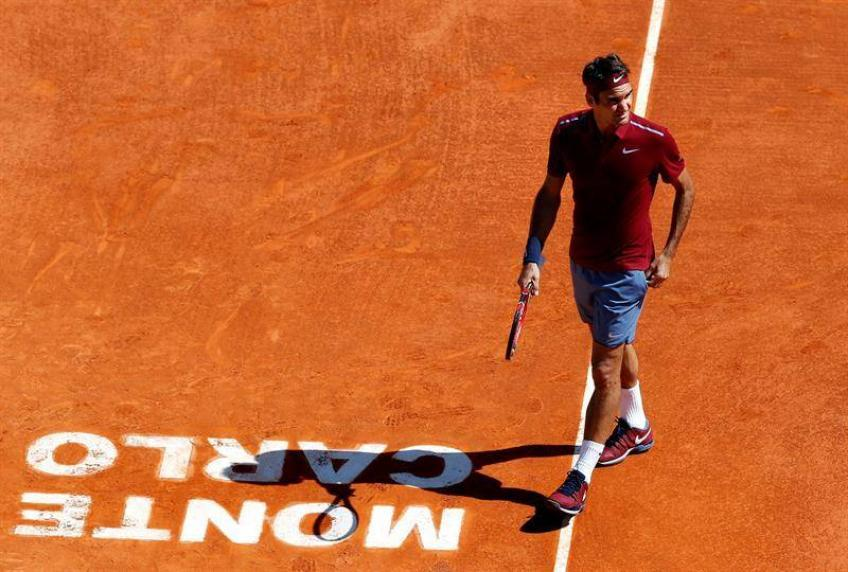 'It's been good to get some good practice with Roger Federer', says ATP ace