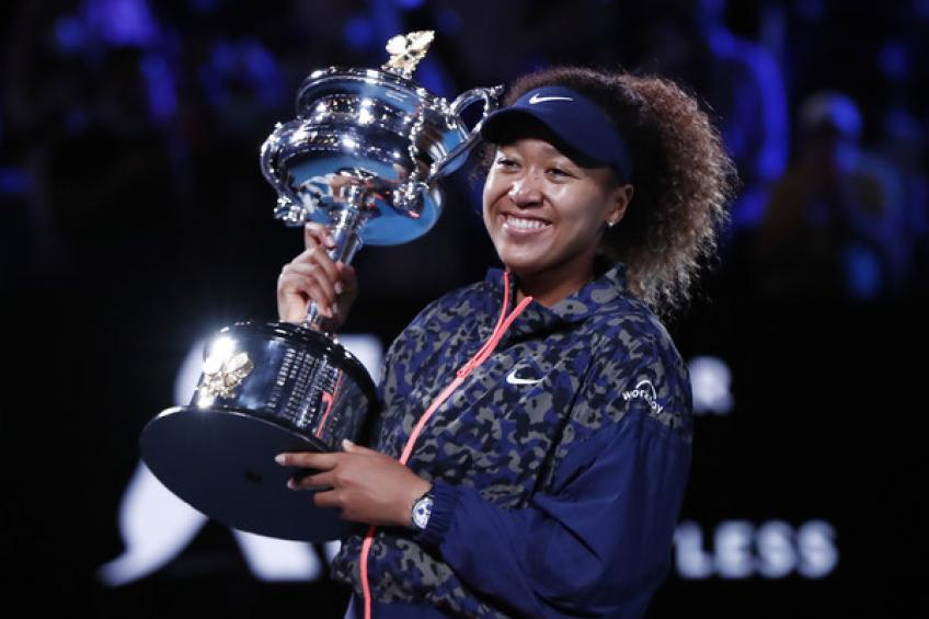 Naomi Osaka: 'I don't feel pressure in Miami, I have nothing to defend'