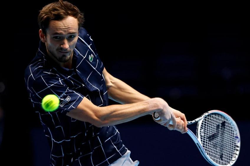 Daniil Medvedev recalls days when he thought being aggressive was everything