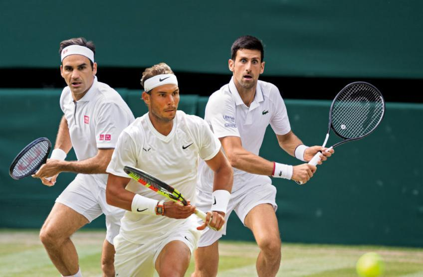 'They don't have to beat Roger Federer, Nadal, Djokovic...', says analyst